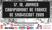 2009 January French Snowscoot Championships