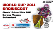 2011 SNOWSCOOT WORLD CUP